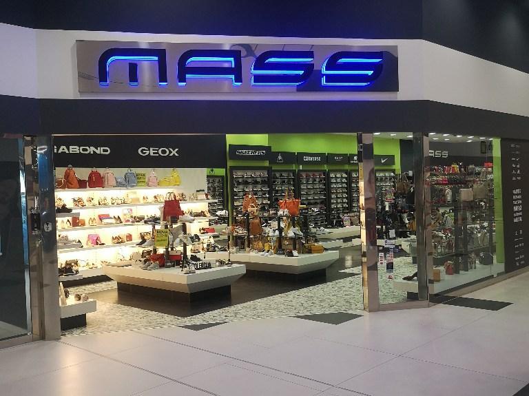 Mass Salona mall Split