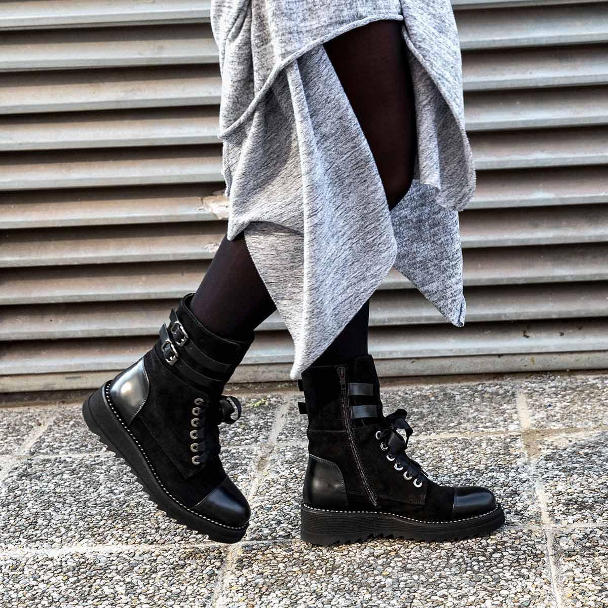 Maja: Tko kaže da vojničke čizme nisu za mene?