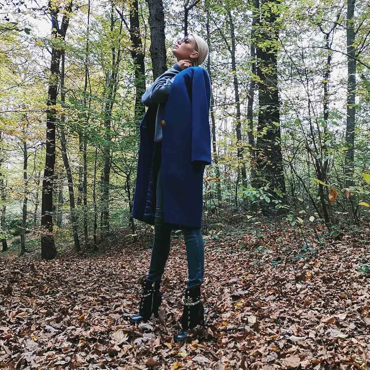 Ella: Jedva sam dočekala jesen i zimu
