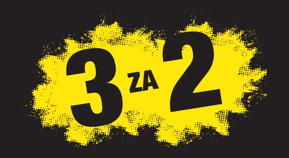 3 ZA 2, od 8.10. do 12.10.2020