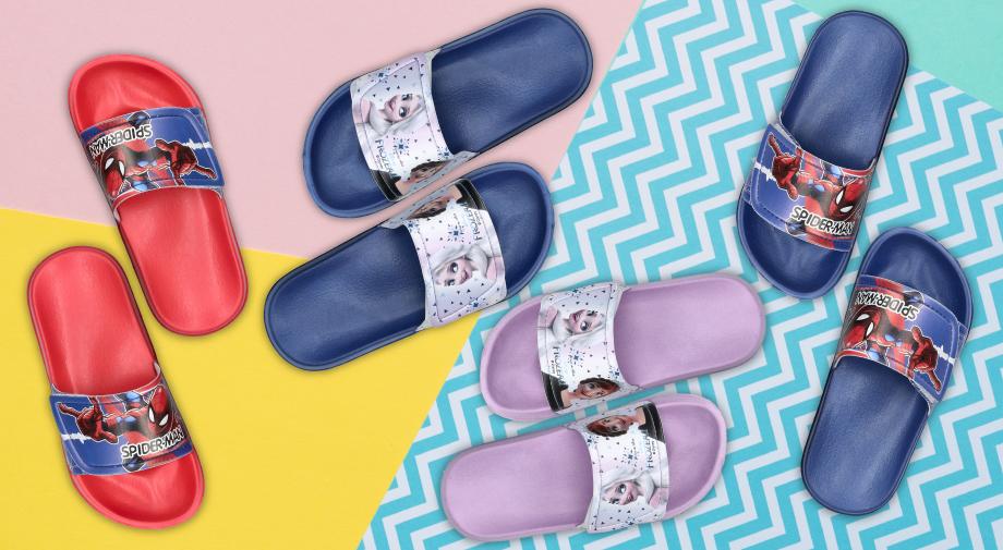 Dječja obuća koja će vas odvesti u svijet animiranih junaka