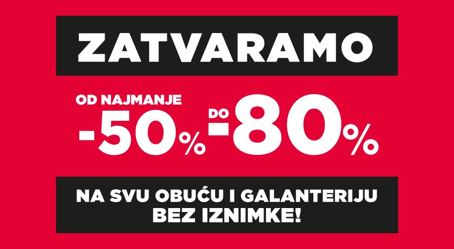 Zbog zatvaranja ludi popusti! Mass Makarska- Merces